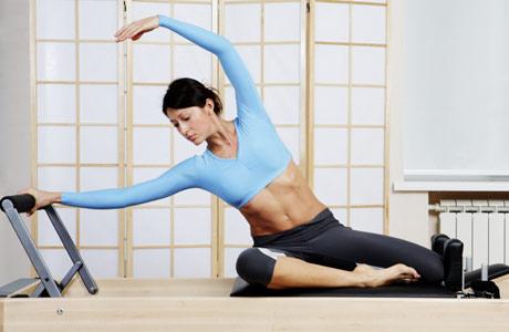 Pilates para persona que practican danza