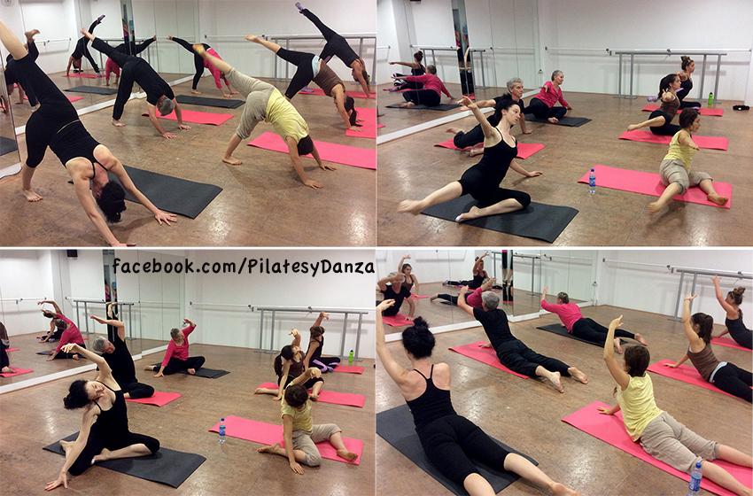 Clases Pilates especiales Bailarina / ess